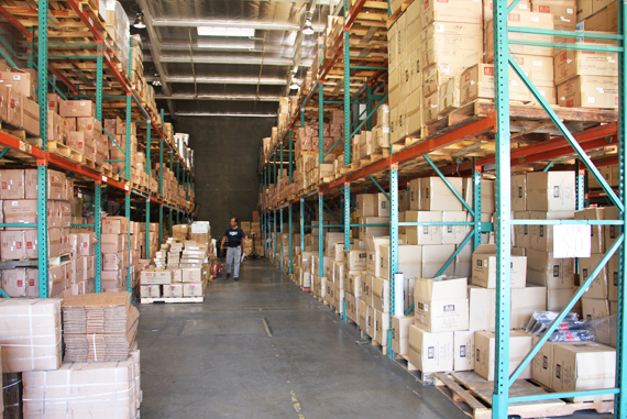 ABIUSA Warehouse